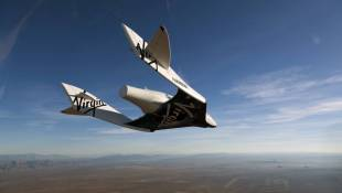 Commercial Space Ship Crashes During Test Flight
