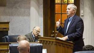 Wind, Solar Focus Of Legislative Committee