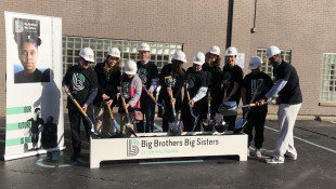 Big Brothers Big Sisters Break Ground on New Downtown Center