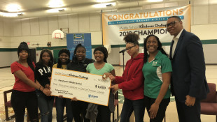 IPS Middle School Wins National Kindness Challenge