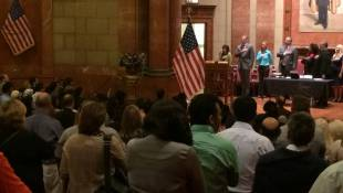 For New Citizens, A Day To Remember