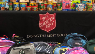 Indiana Lawmakers Partner With Salvation Army To Increase Child Hunger Awareness