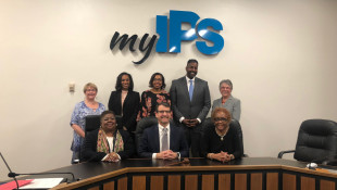 New Era For IPS School Board As 3 Members Sworn In, Including 2 District Critics