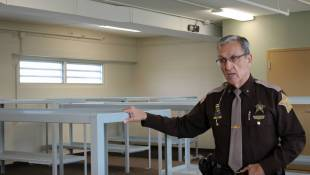 Go Directly To Jail? Sheriffs Try Local Fixes To Grapple With Overcrowding