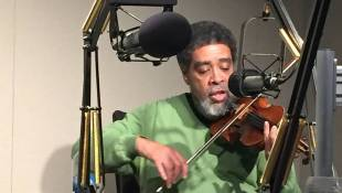 Classical Violinist Jesse Hawkins To Perform Noon Concert For Art & Soul Celebration