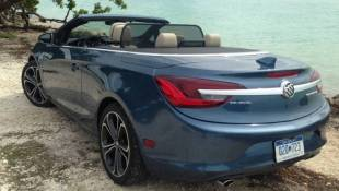 Winter Escape:  Driving Buick's Cascada Convertible In Pleasantville
