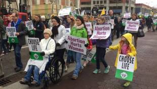 Both Sides Of Abortion Debate Organize In Indianapolis