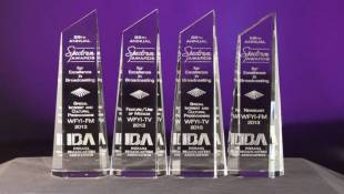 WFYI Wins Four Spectrum Awards From IBA