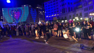 Protest Turns To Chaos After Indianapolis Police Use Tear Gas To Break Up Crowds