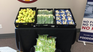 Fresh Produce Drop For Food Banks Expand In Indiana