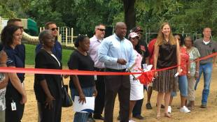 West Side Park Reopens After Months of Tunnel Construction