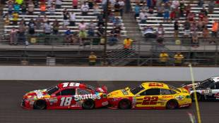 Kyle Busch Captures Elusive Brickyard Win