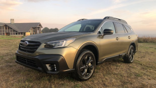 Subaru Builds A Better Outback For 2020