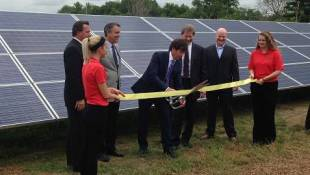 IMS Opens New Solar Farm