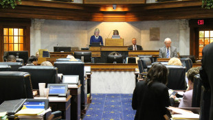 Senate Passes Two-Year State Budget