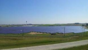 New Solar Farm Is Indy's Largest