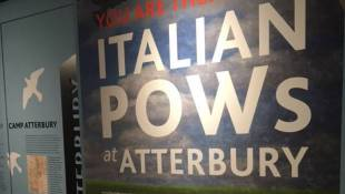 New Exhibit Takes Visitors To Camp Atterbury During World War II