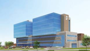 New Neuro-Diagnostic Center Breaks Ground