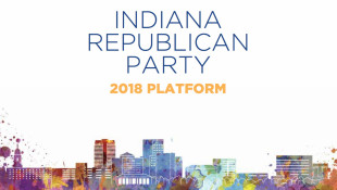 Indiana GOP Delegates To Choose Between Platform Language Proposals