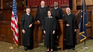 Indiana's Supreme Court Takes Up Lawmaker Email Case