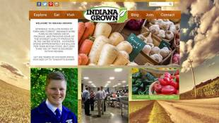 Indiana Grown Program To Promote Foods Grown In Hoosier State
