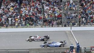 Which Indy 500 Finish Do The Champs Pick As The Best Ever?