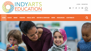 Indianapolis Arts Council Launches New Arts Education Website