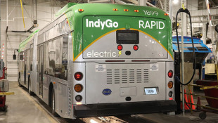 IndyGo Announces New Electric Bus Charging Plan