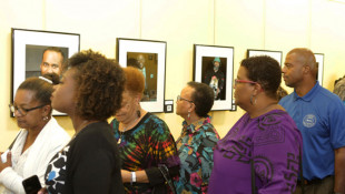 Library Photo Exhibit Shares Stories Of African American Males