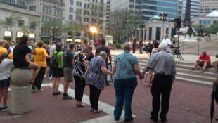 Indianapolis Rallies Against Violence
