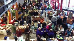 Winter Farmers Market Continues To Blossom