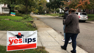 Canvassers Make Final Push for IPS Refernda