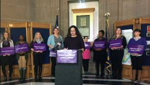 New Coalition Focuses On Reproductive Rights