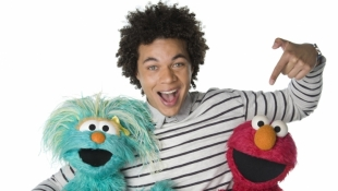 Meet Armando, Sesame Street's Newest Neighbor