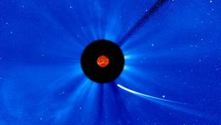 Fate Of Comet ISON Unclear Hours After Its Encounter With Sun