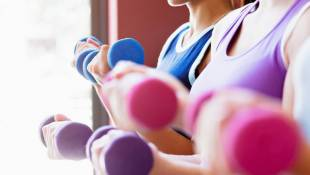 Biceps Curls And Down Dogs May Help Lower Diabetes Risk
