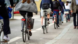 Across The U.S., Bicycle Commuting Picks Up Speed