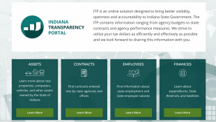 State Launches Redesigned Transparency Portal