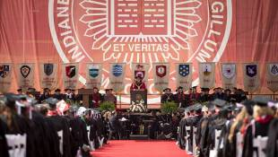 Indiana University To Award Record Number Of Degrees