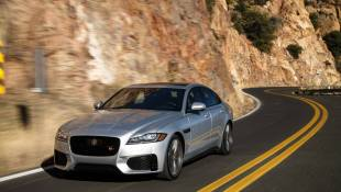 Jaguar XF-S Projects A Balanced Roar