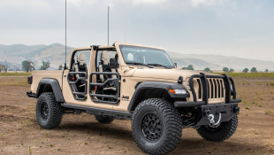 Jeep, AM General Partner To Develop Military-Grade Gladiator XMT