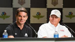 Jeff Gordon Confident About His Surprise Return To Brickyard