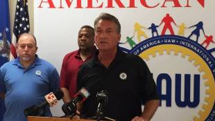 UAW Criticizes Todd Young For Auto Bailout Comments