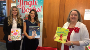 Indy Library's 'Jingle Books' Will Provide Gift Of Reading For Children