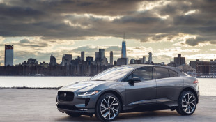 Jaguar I-Pace Does EV Performance Elegantly