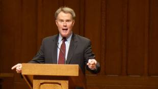 Hogsett Highlights Infrastructure, Community Policing in Annual Address