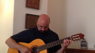 Renewing A Guitarist's Creativity