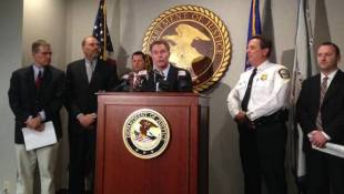 21 Charged in Federal Drug Bust