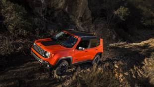Jeep Renegade Speaks Italian, Tackles Trails