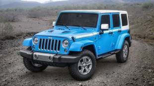 Jeep Wrangler Unlimited Is Still The Chief